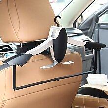 YXMxxm Auto Kleiderbügel, Multifunktionsjacke &