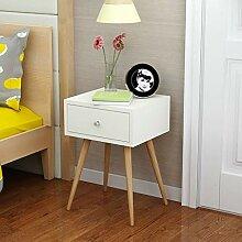 Yxsd Nachttisch-Moderne minimalistische