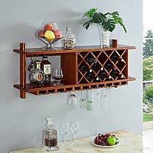 Yxsd wine rack Praktisches Weinregal aus