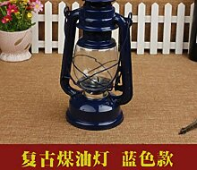 YXSHHHL Petroleumlampe Retro Kerzenständer