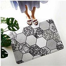Yxx max Fußmatte für Zuhause, flexibel,