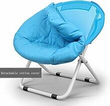 YXYH Mond Salon Stuhl Camping Stuhl mit/Ohne Tasse