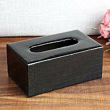 YXYLQ Kreative Heimat Tissue Box Wohnzimmer