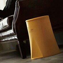 YYF Mülleimer Kreative automatisch ändern, Taschen Abfalleimer Küchen Startseite Schlafzimmer Toilette Clamshell Bucket ( Farbe : 5 )
