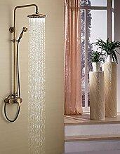 YYF-SHOWER Duschsystem Wasserhahn Duschzubehör