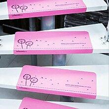 YYF Teppich Drucken Treppenmatten ( Farbe : C )