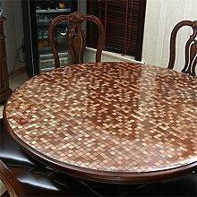 yyf Tischdecke rund Tisch Tischdecke,