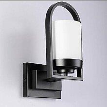 YYF Wandlampe Industriedesign Retro Wandleuchte