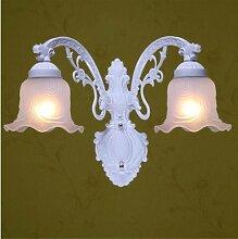 YYHAOGE Bad, Badezimmer Spiegel, Tischleuchte, Schminktisch, Wandleuchte, LED-Lampe