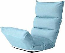 YYHSND Lazy Sofa Klappstuhl Abnehmbaren Waschbaren