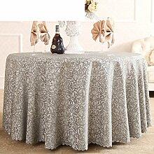 YYHSO Das Hotel Continental Tischdecke,Tabelle Tuch Stoff Tischdecke,Der Stil Von Einfachen Modernen Esstisch Tuch,Rot-wei?-grauen Tuch-A 140x140cm(55x55inch)
