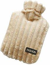YYLI Wärmflasche, Mit Super Soft Luxury