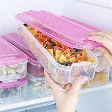 YYO Kühlschrank Aufbewahrungsbox Durchsichtige