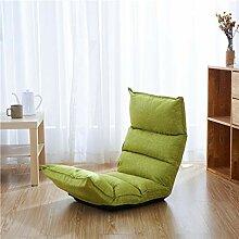 YYRZGW Japanische faltende Faule Couch Faltbare