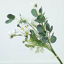 YYWK Gefälschte Blume persische Chrysantheme