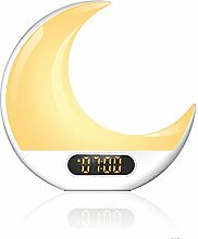 yywl wecker Sunrise Alarm Clock Wake Up Night