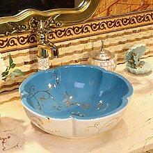 YYZD® waschbecken Jingdezhen Bad Keramik