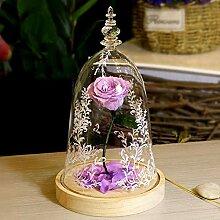 Yyzhx Beauty & Beast Rose Geschenk-Box Little