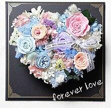 Yyzhx Eternal Flower Creative Love Geschenk-Box