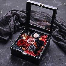 Yyzhx Eternal Flower Geschenk-Box Eternal Rose