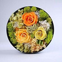 Yyzhx Eternal Flower Geschenk-Box Transparent