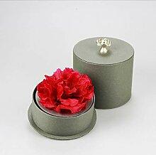 Yyzhx Eternal Flower Hut Geschenkbox Riesige Rose
