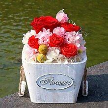 Yyzhx kreative Eternal Flower Geschenk-Box