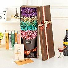 Yyzhx Sternenblumen-Geschenk-Box Farbe