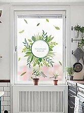 YYZJ Glasaufkleber Fensterfolie Statisch