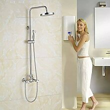 YZBDZ Duschsystem Duscharmatur-Set aus
