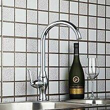 YZDD® Wasserhahn 360 Schwenkbare Deckhalterung