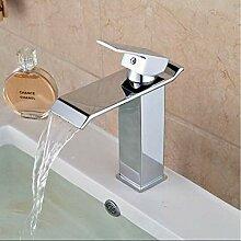 YZDD® Wasserhahn Einzelhandel Chrom Finish