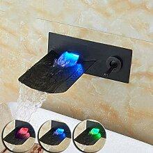YZDD® Wasserhahn Wandmontage Einhandwaschbecken