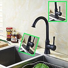 YZDD® Wasserhahn Waschbecken Öl eingerieben