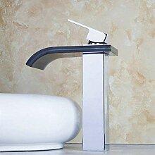 YZDD® Wasserhahn Wasserfall Deck montiert