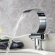 YZDD® Wasserhahn Wasserfall Wasserhahn