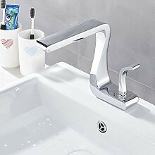YZDMC Kreatives Design Waschbecken Wasserhahn