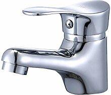 YZDMC Warmwasserbad Waschbecken Wasserhahn