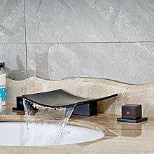 YZDMC Wasserfall Bad Waschbecken Wasserhahn