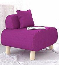 YZjk Barhocker -Sitzsack Einzelnes Tuch Sofa
