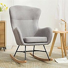 YZjk Schaukelstuhl Rocker Relax Chair Lounge Chair