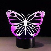 YZWD Illusion Nachtlicht Illusion Lamp 3D