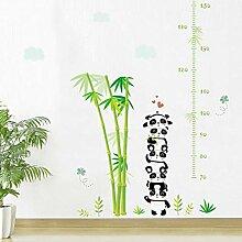 Yzybz Panda Bambus Wolken Pflanze Höhe Maßnahme