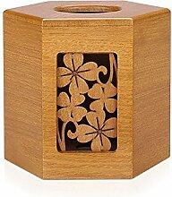 Z-J-H Europäische Papier Handtuch Box Holz