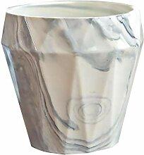 Z-LIANG 1PC Keramik Blumenkübel Garten Zubehör