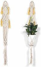 Z-LIANG Handing Topfpflanze Halter Blumentopf Net