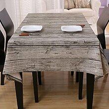 Z&N European Style Pastoral Style Polyester Blended Tischdecken Mehrzweckcouchtisch Tischdecken Hochwertige Home Furnishings TischdeckenA140*200cm