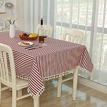 Z&N Hochwertige Bettwäsche Tischtücher Couchtisch Tuch Nachttischtücher eine Vielzahl von Farbgrößen der Tischdecken multifunktionale Heimtextilien TischdeckeB45*60cm