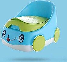 Z@SS-Convenience Kinder Toilette Baby Toilette Mädchen Mädchen Universal . quiet blue