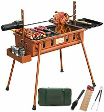 Z.W Barbecue Outdoor Barbecue Grill Home Carbon
